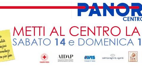 """12/07/2012: CC Panorama """"Metti al centro la salute"""""""