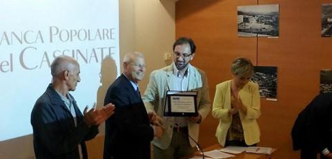 Premiazione vincitori Borse di Studio Avis Cassino-BPC